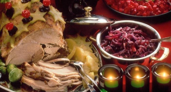 «53 новогодних рецепта»: финский рождественский окорок