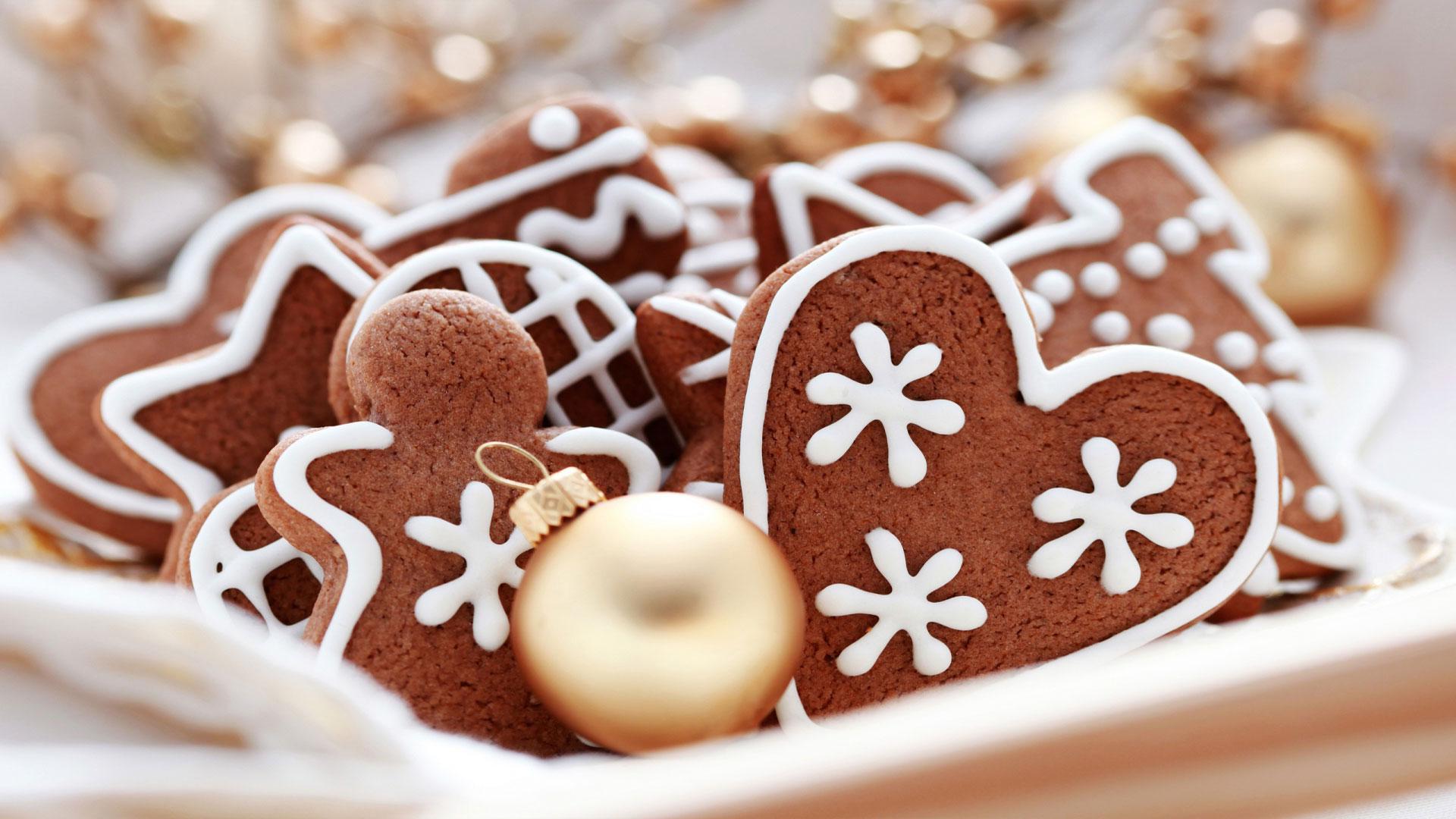 «53 новогодних рецепта»: чешские рождественские пряники