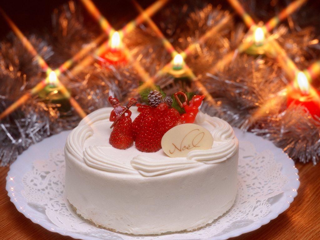 «53 новогодних рецепта»: бельгийский рождественский торт