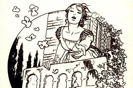 Клуб Джульетты в Вероне пополнится любовными посланиями новгородцев