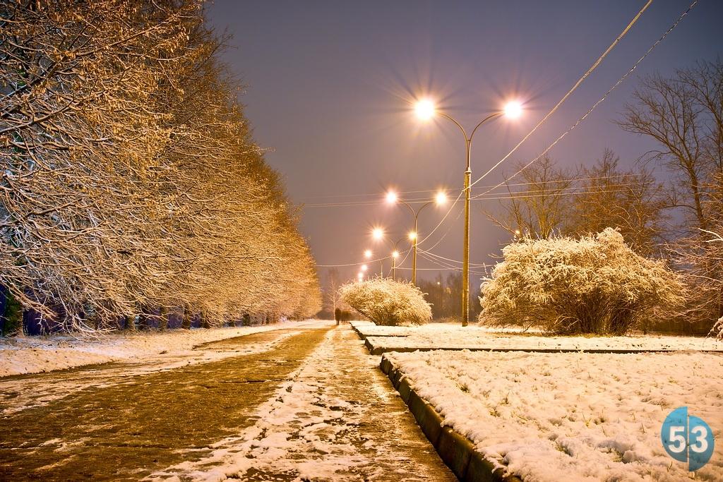 Гидрометцентр предрек на Рождество зиму в Новгородской области