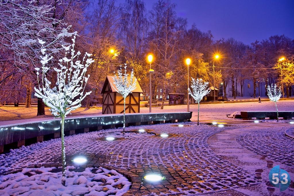 Программа новогодних мероприятий в Великом Новгороде изменена