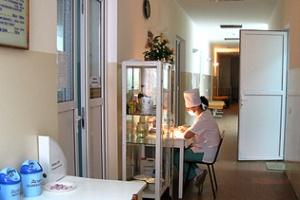 Департамент здравоохранения Новгородской области: коек для больных пневмонией достаточно