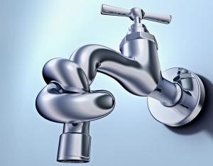 Скоро в Великом Новгороде произойдет плановое отключение воды на ночь