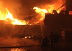 Поджигательницы домов в Малой Вишере своей вины не признали