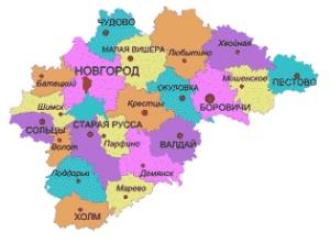 Программу жилищного капремонта 2017 года в Новгородской области открыло Пестово