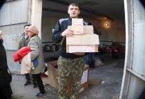 Галина Ярцева рассказала о поездке на Донбасс и призвала новгородцев помочь его жителям