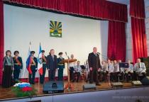 Губернатор Сергей Митин поздравил нового главу Окуловского района с вступлением в должность