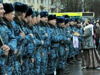 100 новгородских полицейских благополучно вернулись из командировки на Северный Кавказ