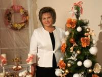 Елена Писарева поздравила жителей региона с Новым годом