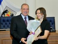 Газета «Новгородские ведомости» отметила 25 лет