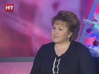 Председатель Новгородской областной Думы Елена Писарева решила участвовать в выборах 2016 года