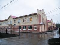 Сергей Митин проконтролировал ход работ на строительстве детского сада в Хвойной