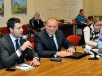 Сергей Митин: региональная власть осуществляет мониторинг проблем Великого Новгорода