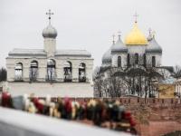 20 января: утро в Великом Новгороде