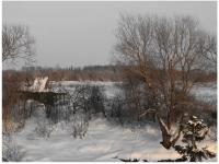 28 января: утро в Великом Новгороде