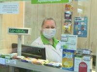 В новгородских аптеках наибольшим спросом пользуются маски и оксолиновая мазь