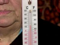 Жители дома № 100 по улице Черняховского замерзают в квартирах