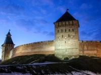 24 февраля: утро в Великом Новгороде