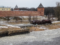 4 февраля: утро в Великом Новгороде