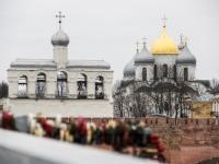 9 февраля: утро в Великом Новгороде
