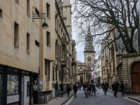 Хроники Оксфорда: от университета до частной жизни