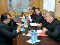 Новгородская область будет развивать экономические и культурные связи с Индией