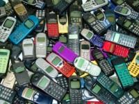 В парфинскую колонию мужчина пытался перекинуть три телефона