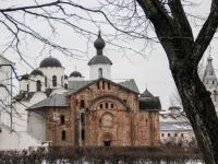 2 марта: утро в Великом Новгороде