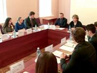 Молодежный парламент при Новгородской областной Думе подвел итоги очередной пятилетки