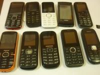 На территорию парфинской колонии пытались перебросить 10 телефонов