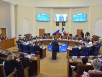 Новгородская областная дума утвердила схему одномандатных округов