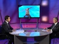 Юрий Бобрышев в эфире «Новгородского телевидения» назвал приоритетные направления развития
