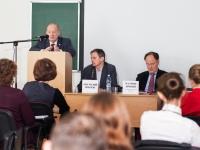 Профессор из Франции рассказал в Великом Новгороде о колонизации Европы
