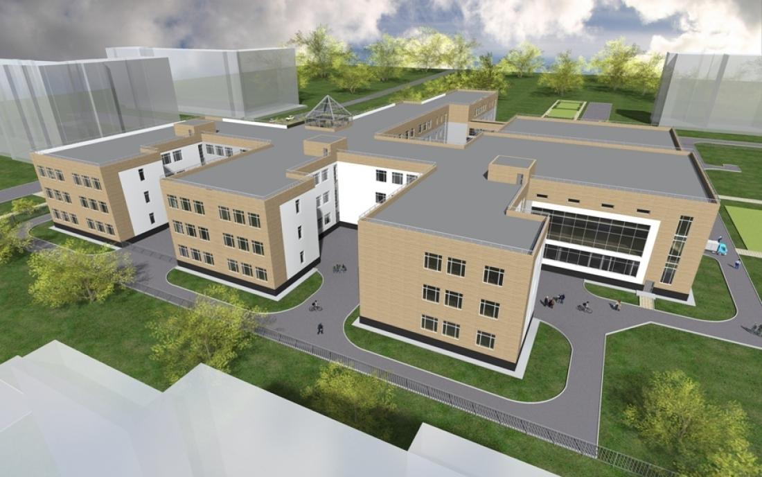 На строительство новой школы в Псковском микрорайоне из бюджета Новгородской области необходимо выделить 300 млн рублей