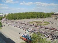 «Бессмертный полк» в Великом Новгороде собрал более 12 тысяч участников