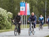 Губернатор Новгородской области Сергей Митин присоединился к акции «На работу на велосипеде»