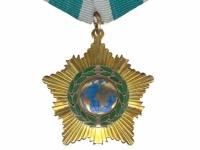 Митрополит Новгородский и Старорусский Лев награжден орденом Дружбы