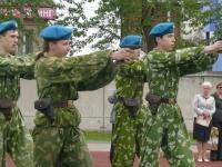 Сотрудники УФСИН и подразделения «Русич» провели показательное выступление для старшеклассников