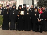 Наместник Свято-Юрьева монастыря архимандрит Арсений возведен в сан епископа