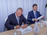 Соглашение позволит внедрить новые высокие технологии в производство в Новгородской области