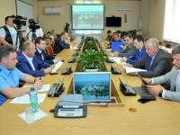 В правительстве Новгородской области обсудили ход строительства 7 этапа трассы М-11