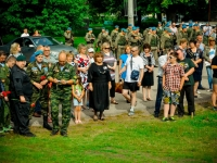 Завершился международный конкурс патриотической песни «Сердцем причастны» в Холме