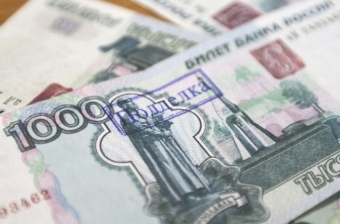 За 18 сентябрьских дней в Новгородской области «всплыли» 14 фальшивых денежных купюр