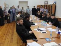 11 абитуриентов поступили на пастырское и катехизаторское отделения Новгородского духовного училища
