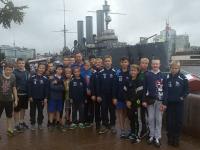 Новгородские хоккеисты завоевали серебро на «Кубке Авроры»