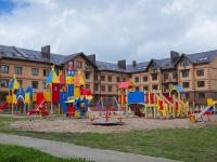 Первые жильцы «Аркажской слободы» отпразднуют новоселье в середине сентября