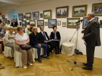 В Боровичах открыли мультимедиавыставку