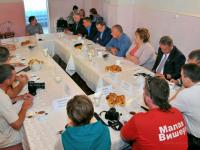 В Новгородской области на турслет инвалидов приехали представители 16 районов