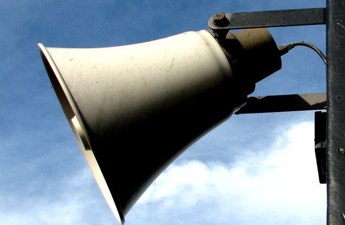 Новгородцы и жители области услышат, как работает система экстренного оповещения